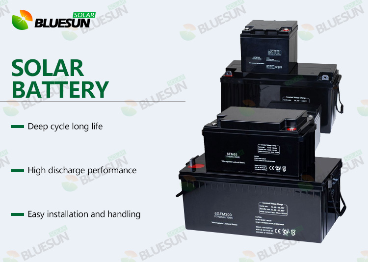 2V 500AH Electronic Batteries