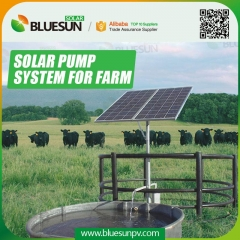 solar pump system for farm