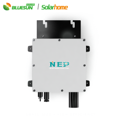 Best Quality  Solar Micro Inverter Grid-tied for PV Inverter System-Bluesun