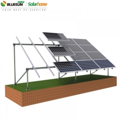 Ground Solar Mount & Rack Systems Solutions and Hardware