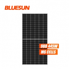 bluesun high efficiency pv panel 445watt